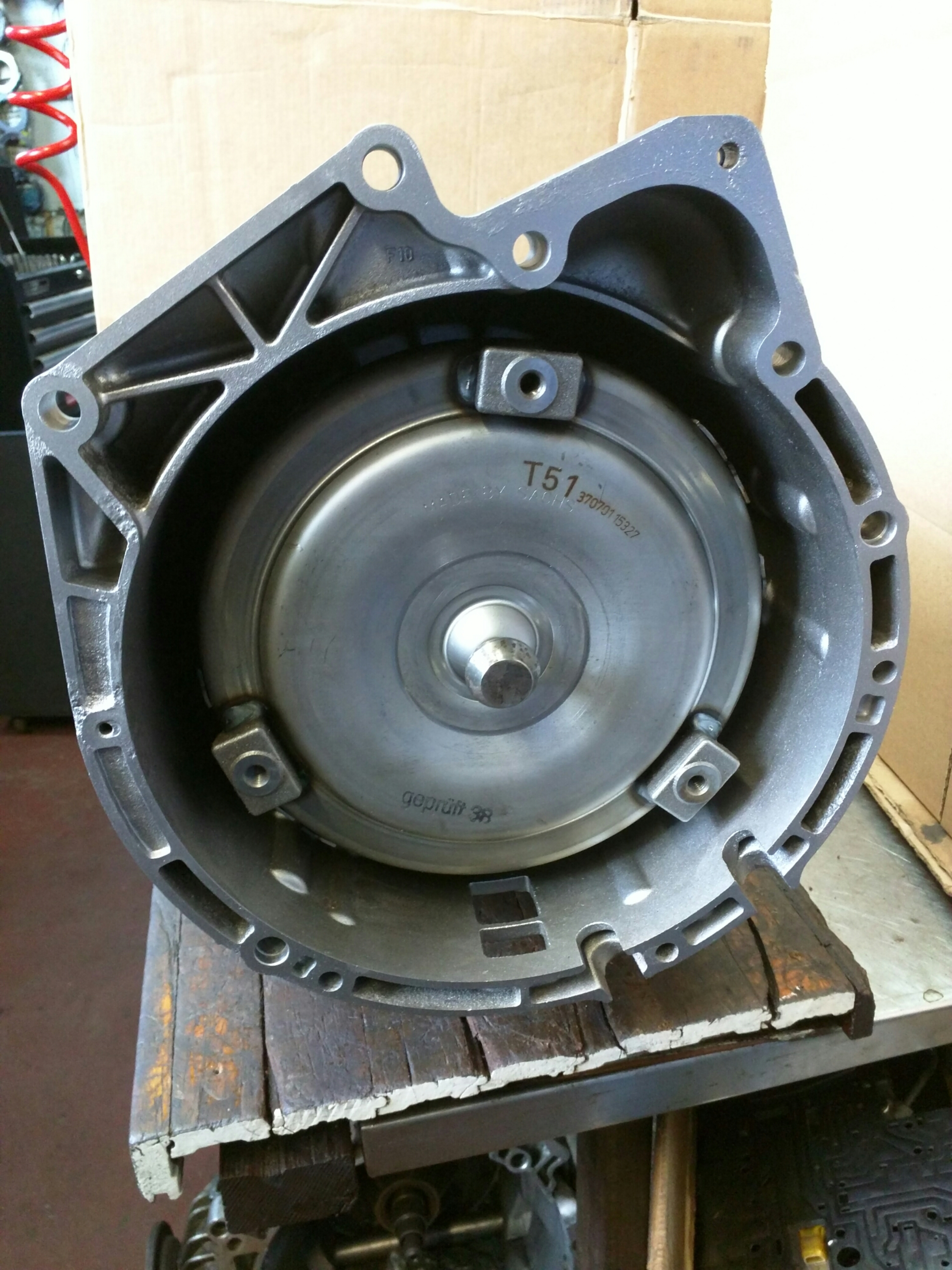 Zf 5hp19 1060 000 008 Bmw Eurowa Transmission And Auto
