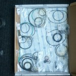ZF 1060-298-030 5hp19 BMW Gasket Kit part 1