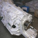 ZF 5HP24 1058 000 026 5-speed automatic Jaguar Transmission